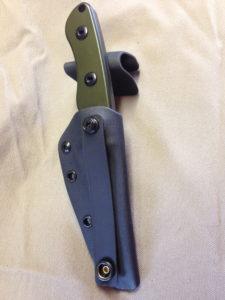 Custom Knife Sheath IWB
