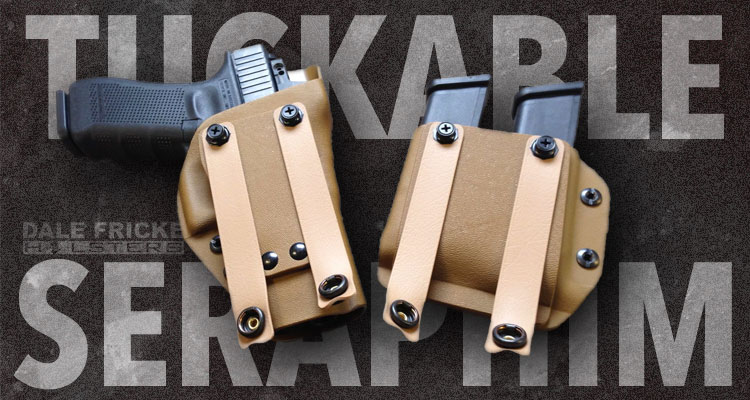 Dale Fricke Holsters - Tuckable Seraphim